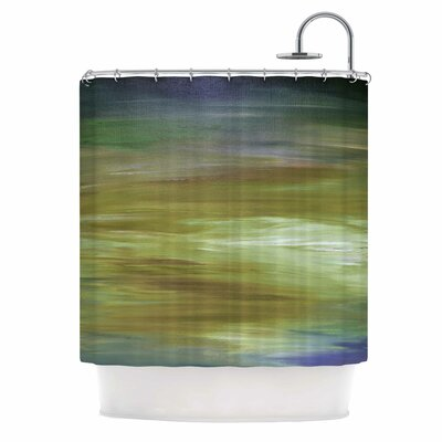 Ebi Emporium Resonance 2 Shower Curtain