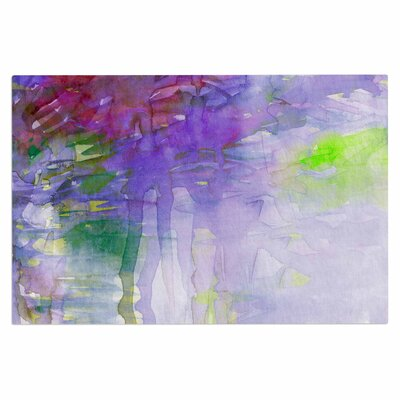 Ebi Emporium Carnival Dreams 5 Watercolor Doormat