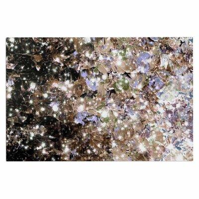 Ebi Emporium Cocoa Nebula Painting Doormat
