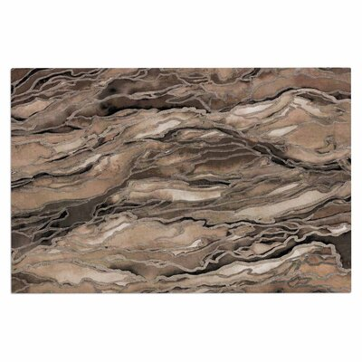 Ebi Emporium Marble Idea, Elements Watercolor Doormat