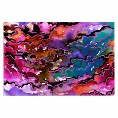 Ebi Emporium Radiant Skies Painting Doormat