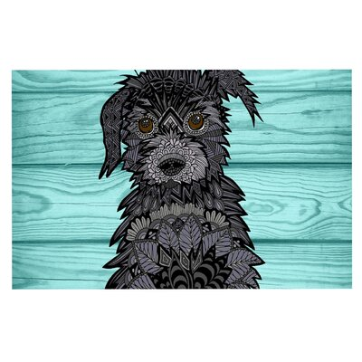 Art Love Passion Little Miss Daisy Doormat