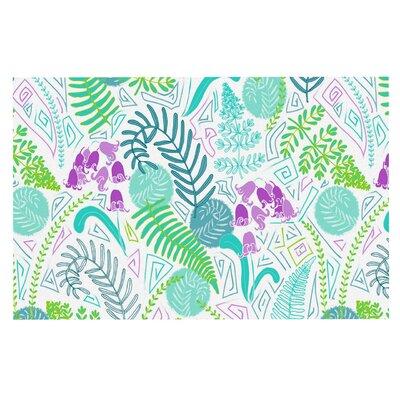 Anneline Sophia Fern Forest Doormat