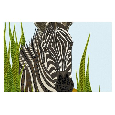 Art Love Passion Zebra Doormat