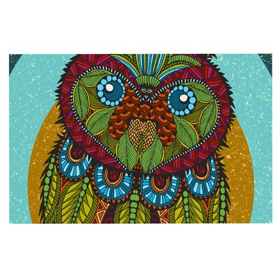 Art Love Passion Owl Doormat