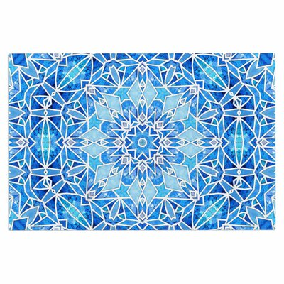 Art Love Passion Star Snowflake Doormat