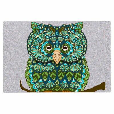 Art Love Passion Great Owl Doormat