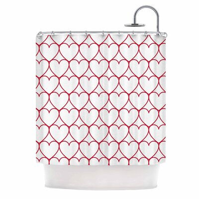 Anneline Sophia Soulmates Shower Curtain