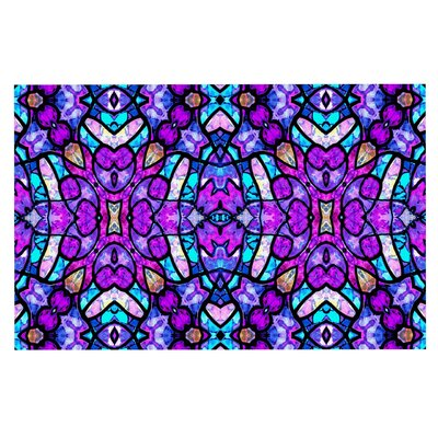 Art Love Passion Kaleidoscope Dream Continued Doormat