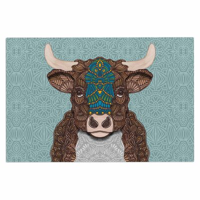 Art Love Passion Bennie the Bull Doormat