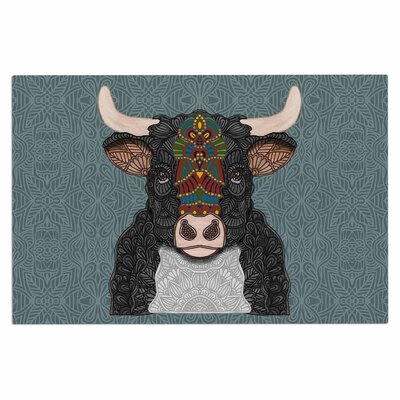 Art Love Passion Steve the Bull Doormat