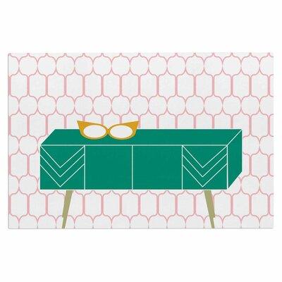 Bridgette Burton Credenza Madness Doormat