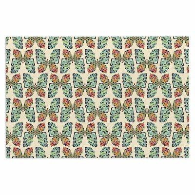 Art Love Passion Little Butterflies Doormat