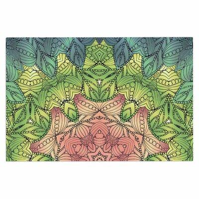 Art Love Passion Celtic Flower Doormat