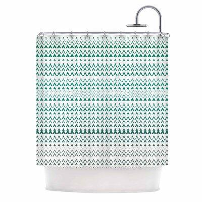 Bridgette Burton Revel Shower Curtain