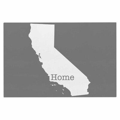 Bruce Stanfield California is Home Doormat