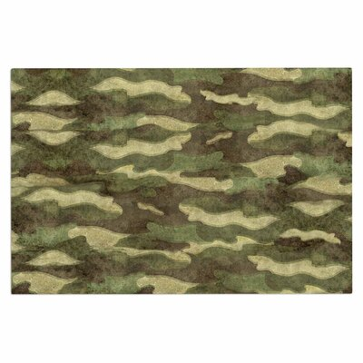 Bruce Stanfield Dirty Camo Doormat