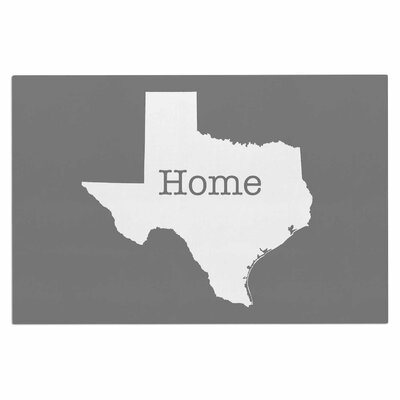Bruce Stanfield Texas is Home Doormat