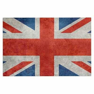 Bruce Stanfield UK Union Jack Flag Doormat