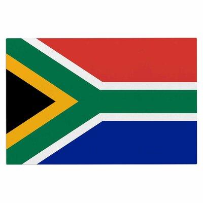 Bruce Stanfield South Africa II Doormat