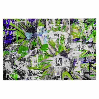 Bruce Stanfield Life Through Adversity 2 Abstract Doormat