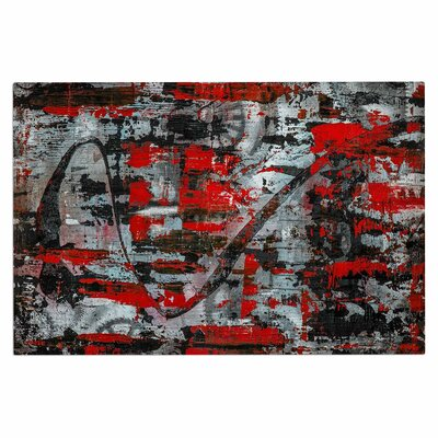 Bruce Stanfield Zinger in Abstract Doormat