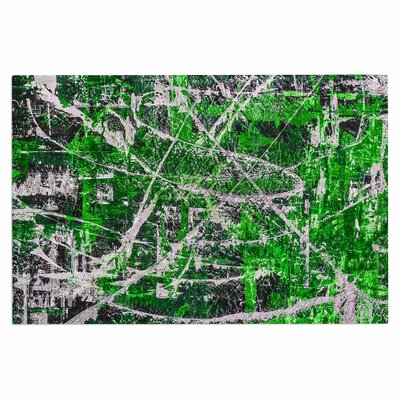 Bruce Stanfield Jade Paint ing Doormat