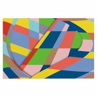 Bruce Stanfield Layer 19 Pastel Digital Doormat