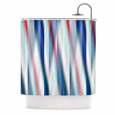 Bruce Stanfield Ambient 12 Shower Curtain