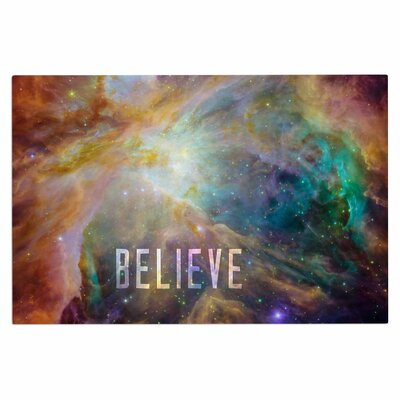 Bruce Stanfield Orion Nebula Believe Doormat