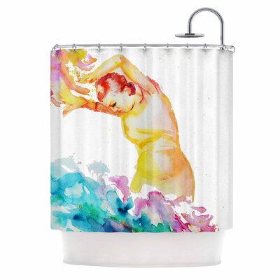 Cecibd Espana I People Shower Curtain
