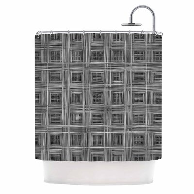 Bruce Stanfield Ambient 10 Shower Curtain