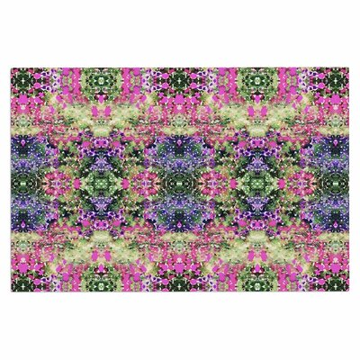 Carolyn Greifeld Cascade Reflections Abstract Doormat