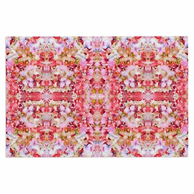 Carolyn Greifeld Floral Reflections Doormat