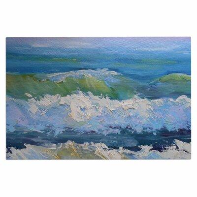 Carol Schiff The Pastel Sea Doormat