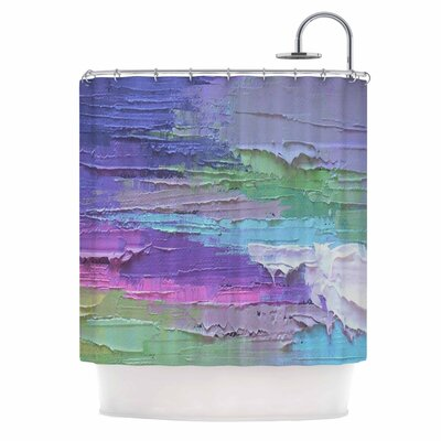 Carol Schiff Four Seasons - Spring Shower Curtain