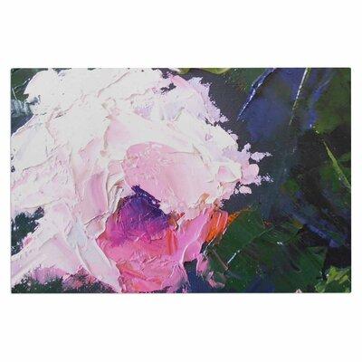 Carol Schiff Textured Rose Doormat