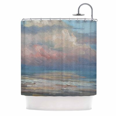 Carol Schiff Clouds Shower Curtain