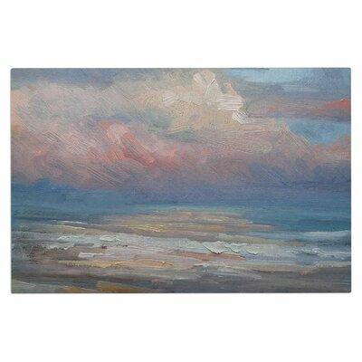 Carol Schiff Clouds Doormat