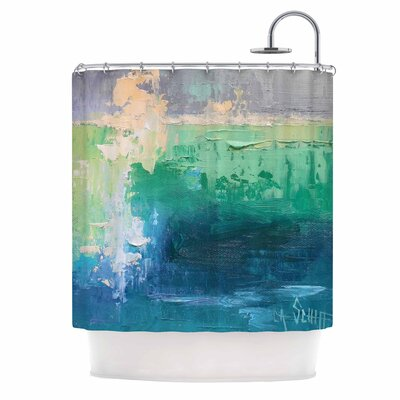Carol Schiff Sea Music Shower Curtain