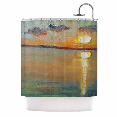 Carol Schiff Reflections Shower Curtain