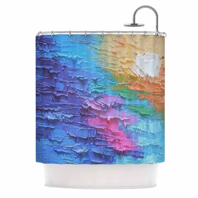 Carol Schiff Four Seasons - Summer Shower Curtain