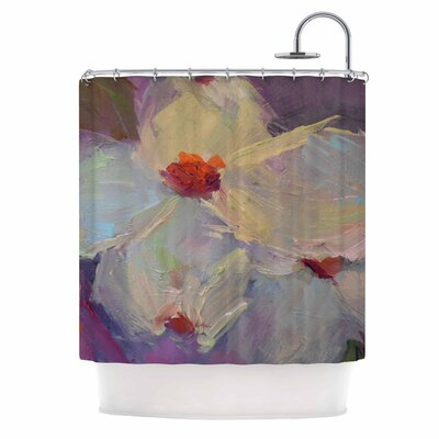Carol Schiff Dreaming of Dogwood Shower Curtain