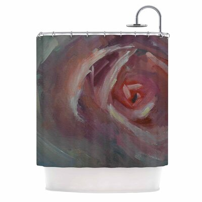 Carol Schiff Rosey Day Shower Curtain