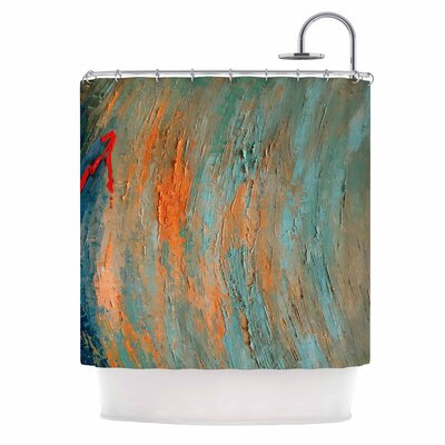 Carol Schiff Desert Hues Shower Curtain