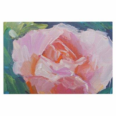 Carol Schiff Rose Doormat