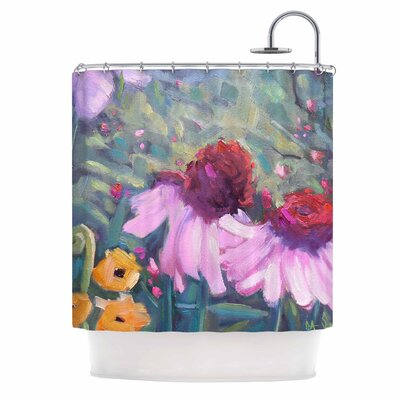 Carol Schiff Woodland Fantasy Shower Curtain