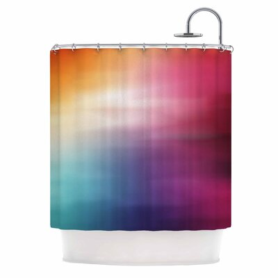 Color Rush Shower Curtain