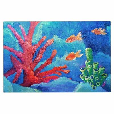 Carol Schiff Key Largo Doormat