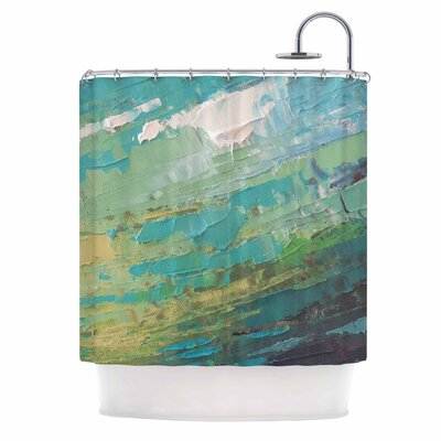 Carol Schiff Sea Dance Shower Curtain